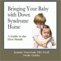 Bringing Your Baby with Down Syndrome Home book cover