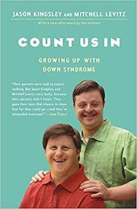 Count Us In- Growing Up with Down Syndrome book cover