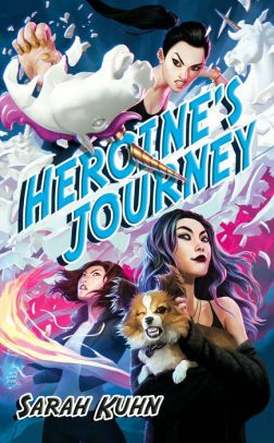 Heroines Journey by Sarah Kuhn.jpg.optimal