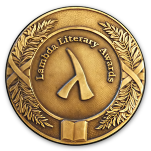 Lambda literary award seal 1