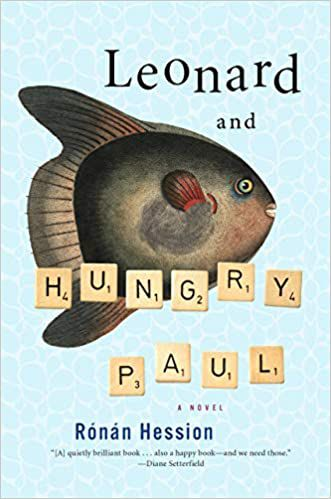Leonard and Hungry Paul cover