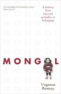 Mongol book cover
