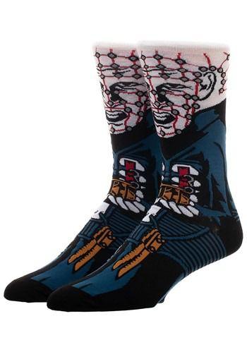 Pinhead Hellraiser Horror Socks