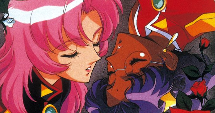 Revolutionary Girl Utena film still