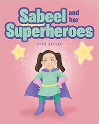 Sabeel and Her Superheroes book cover