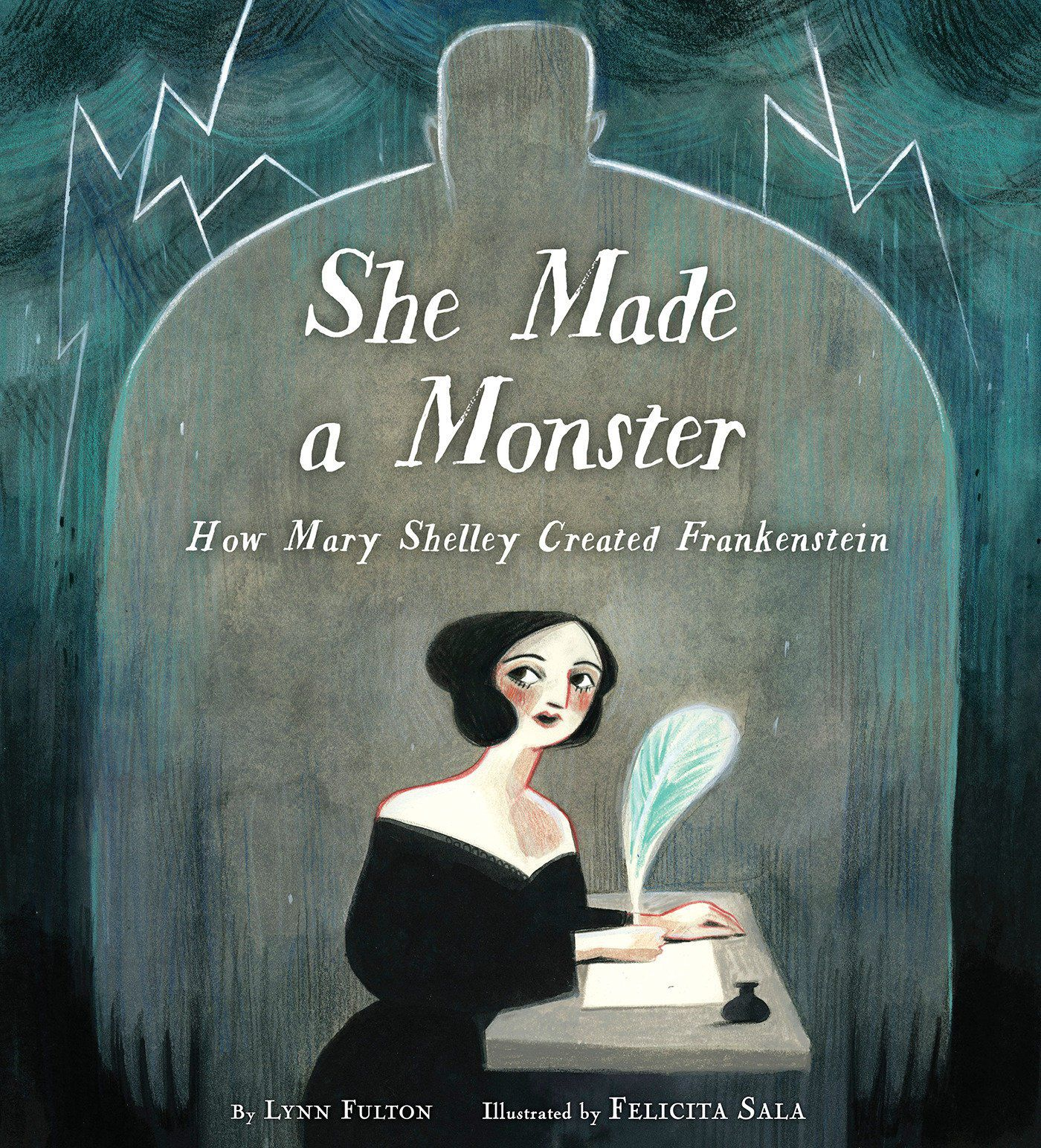 She Made A Monster_Mary Shelly