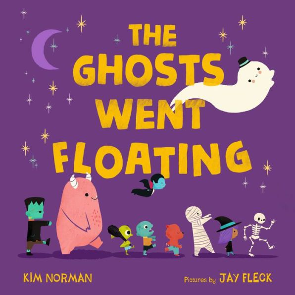 The Ghosts Went Floating_Norman and Fleck