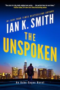 Unspoken Cover 1