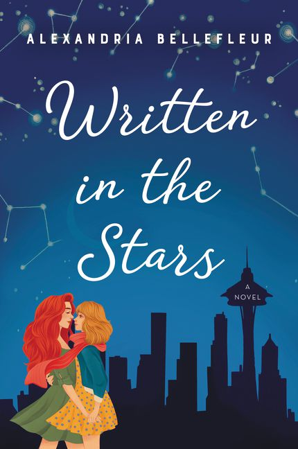 Written in the Stars book cover
