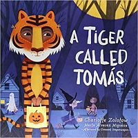 Cover of A Tiger Called Tomas by Zolotow