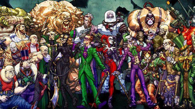 The Top 10 Batman Villains