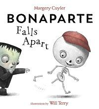 Cover of Bonaparte Falls Apart by Cuyler