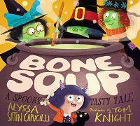 Cover of Bone Soup by Capucilli