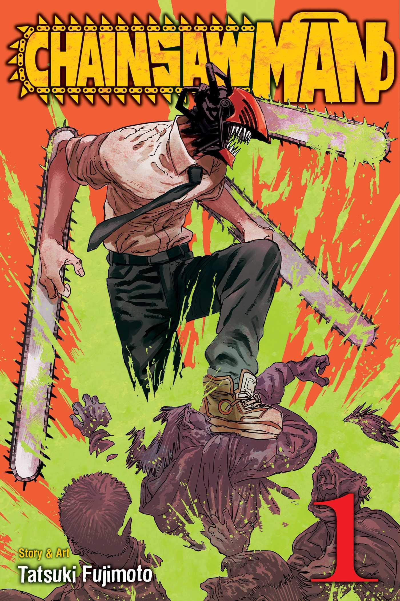 Chainsaw Man cover