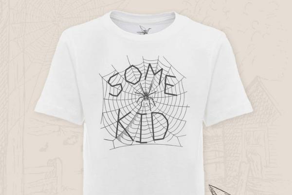 charlottes web some kid shirt