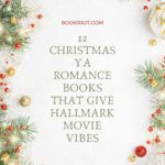 christmas ya romance books