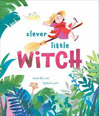 Cover of Clever Little Witch by Van