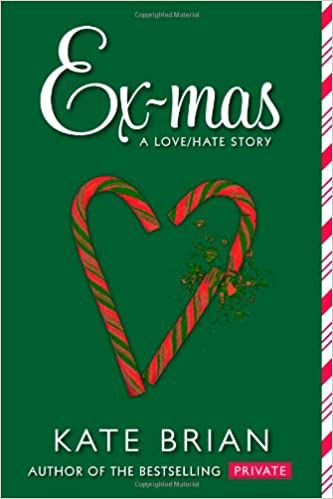 Ex-Mas: A Love/Hate Story Book Cover