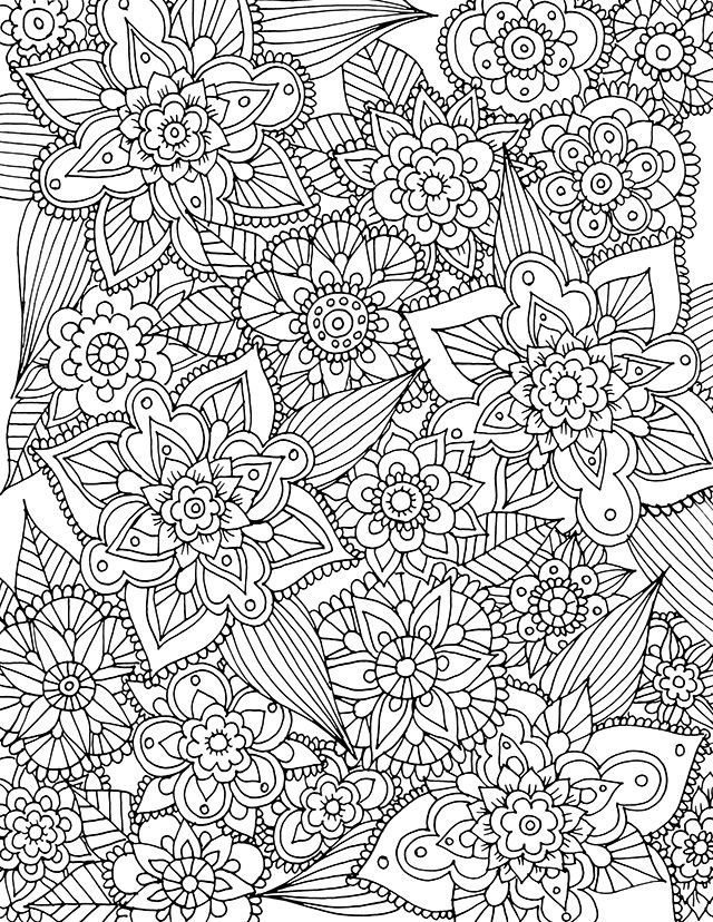 Soothe Election Night Anxiety With These 7 Free Coloring Pages