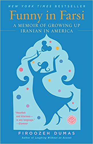 funny in farsi book cover
