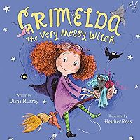 Cover of Grimelda the Very Messy Witch by Murray
