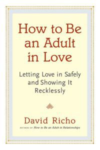 how to be an adult in love book cover