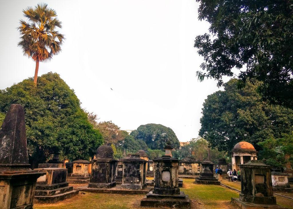 South Park Street Cemetery, Kolkata. Photo by Narasimha Kulkarni. Used with permission