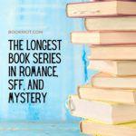 longest book series