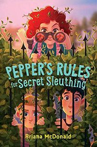 peppers rules for secret sleuthing book cover