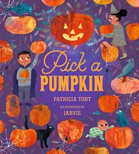 Cover of Pick a Pumpkin by Toht