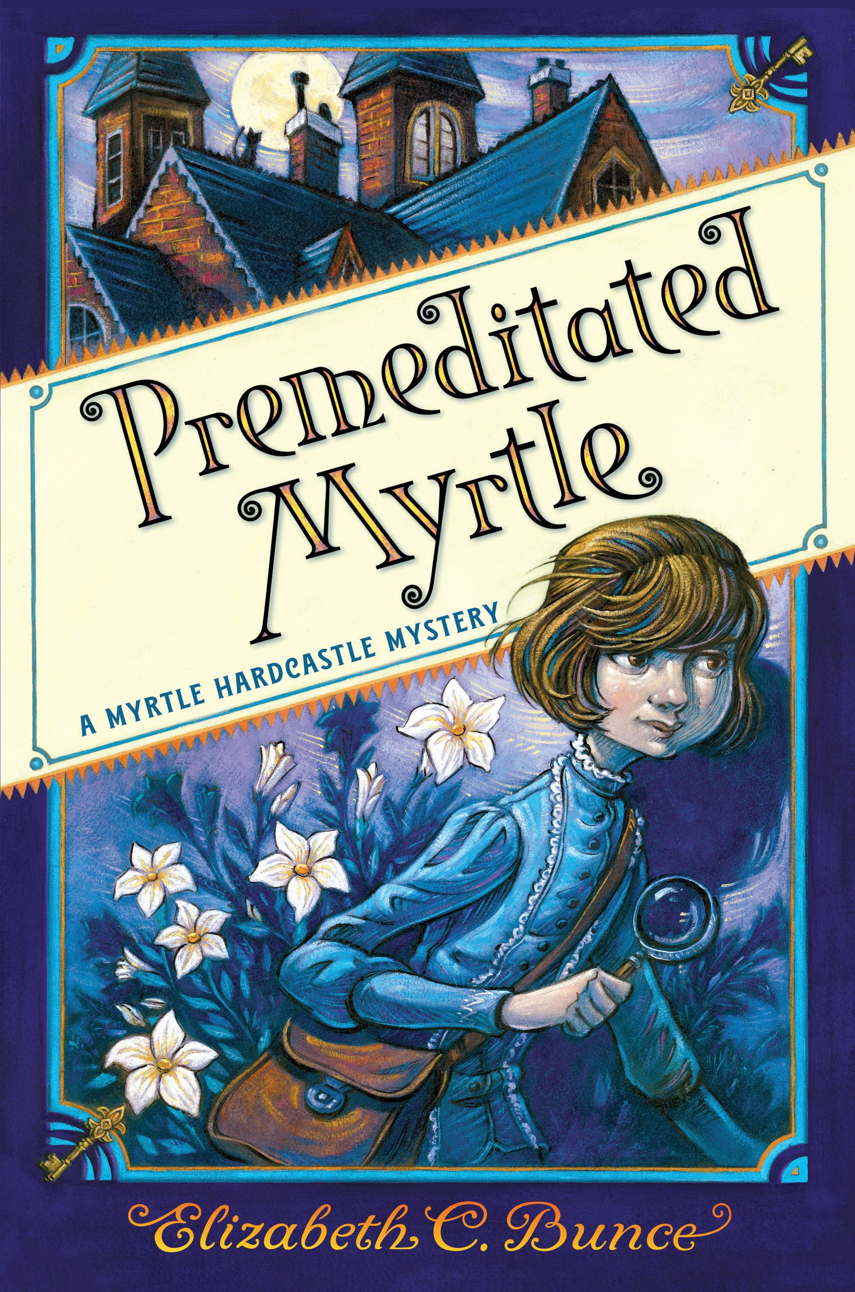 premeditated myrtle book cover