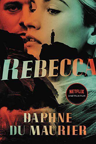imagem da capa de Rebecca por Daphne du Maurier