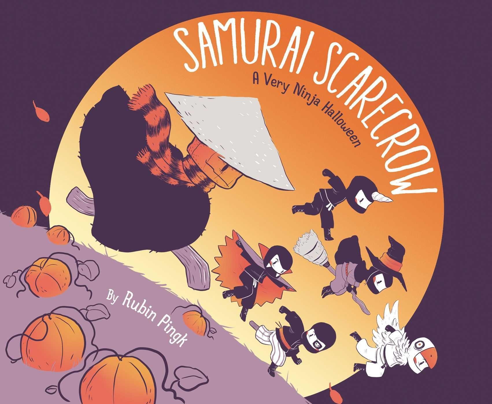 Cover of Samurai Scarecrow