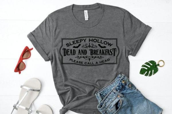 sleepy hollow shirt