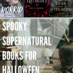 spooky supernatural books for halloween