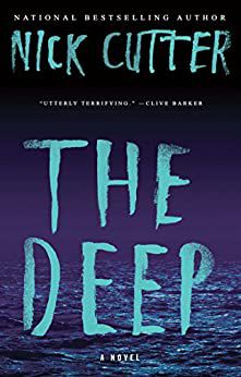 The Deep by Nick Cutter cover