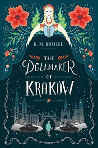 Cover of The Dollmaker of Krakow by Romero