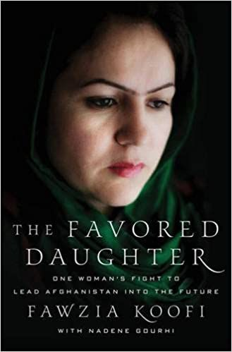 the favoured daughter book cover