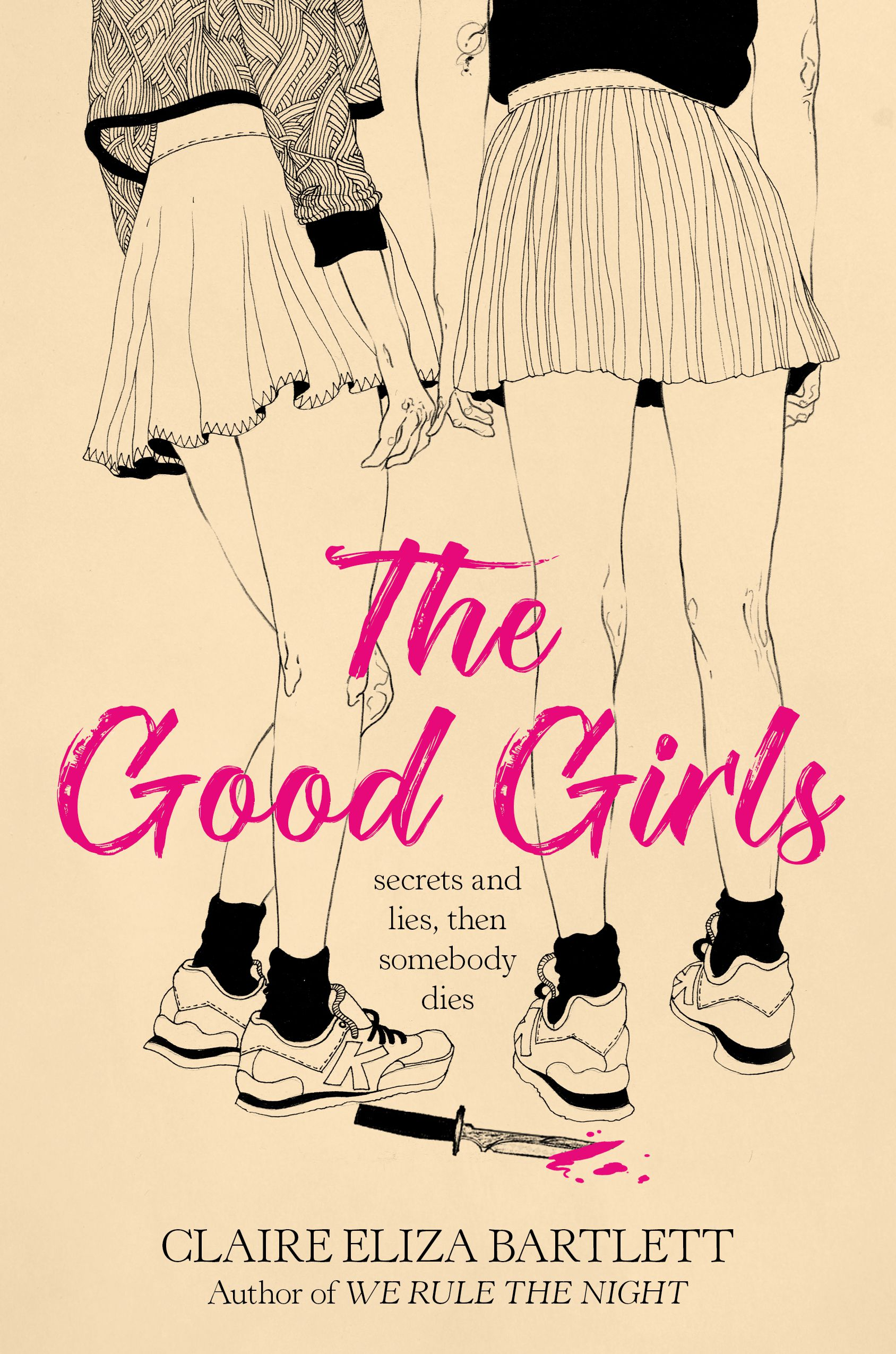 The Good Girls Book Cover