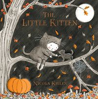 Cover of The Little Kitten by Killen