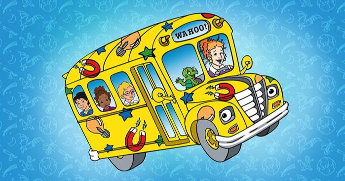 ms frizzle and the magic school bus
