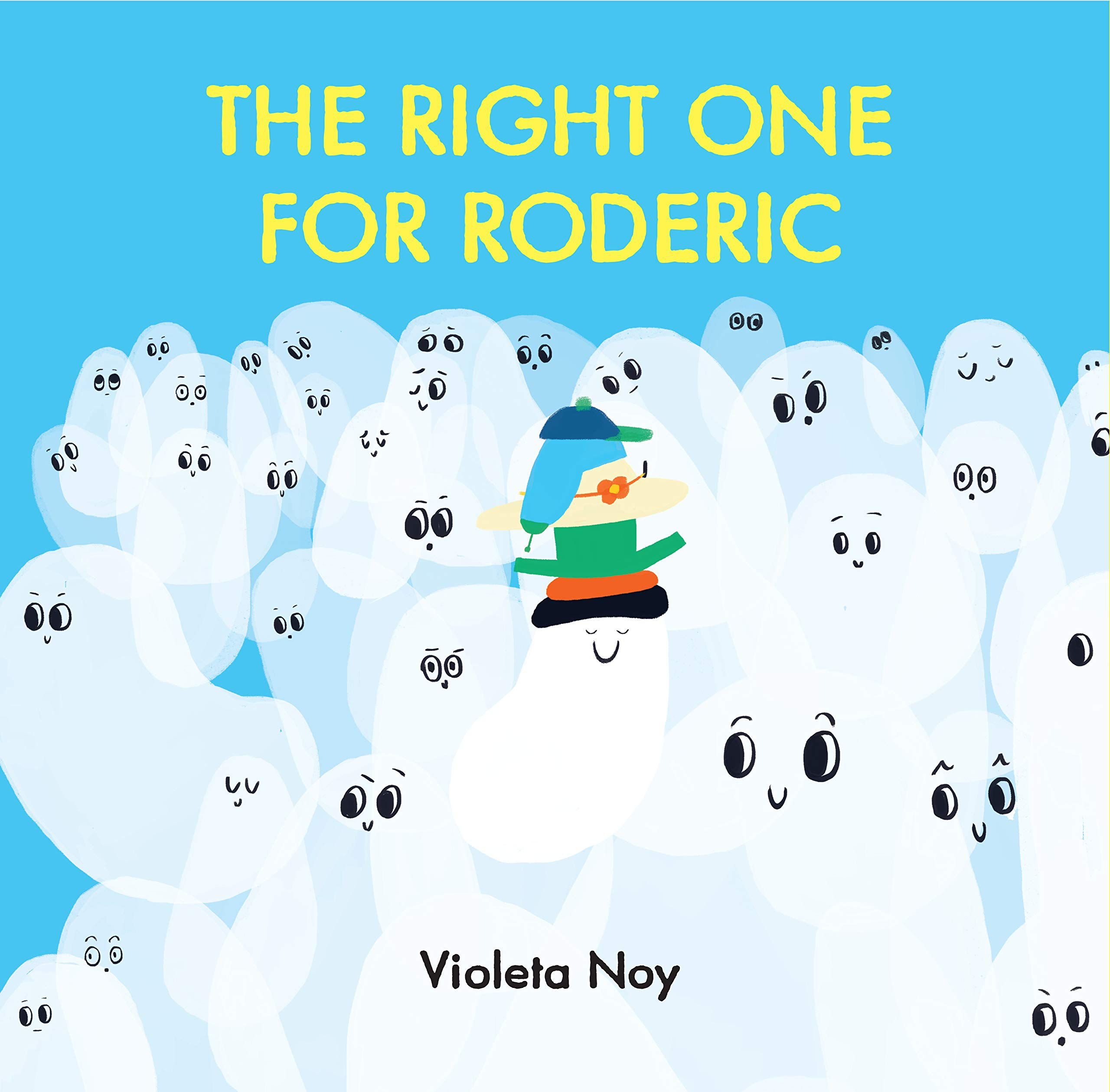 Cover of The Right One for Roderic by Noy
