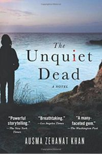 the unquiet dead book cover