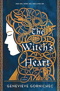 cover of The Witch's Heart by Gornichec