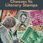 A look at how the USPS selects which stamps to make and how they do it, plus a deep dive into literary stamps through the years. | USPS | post office | stamps | postage | literary stamps