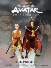 Avatar: the Last Airbender tv series into comics