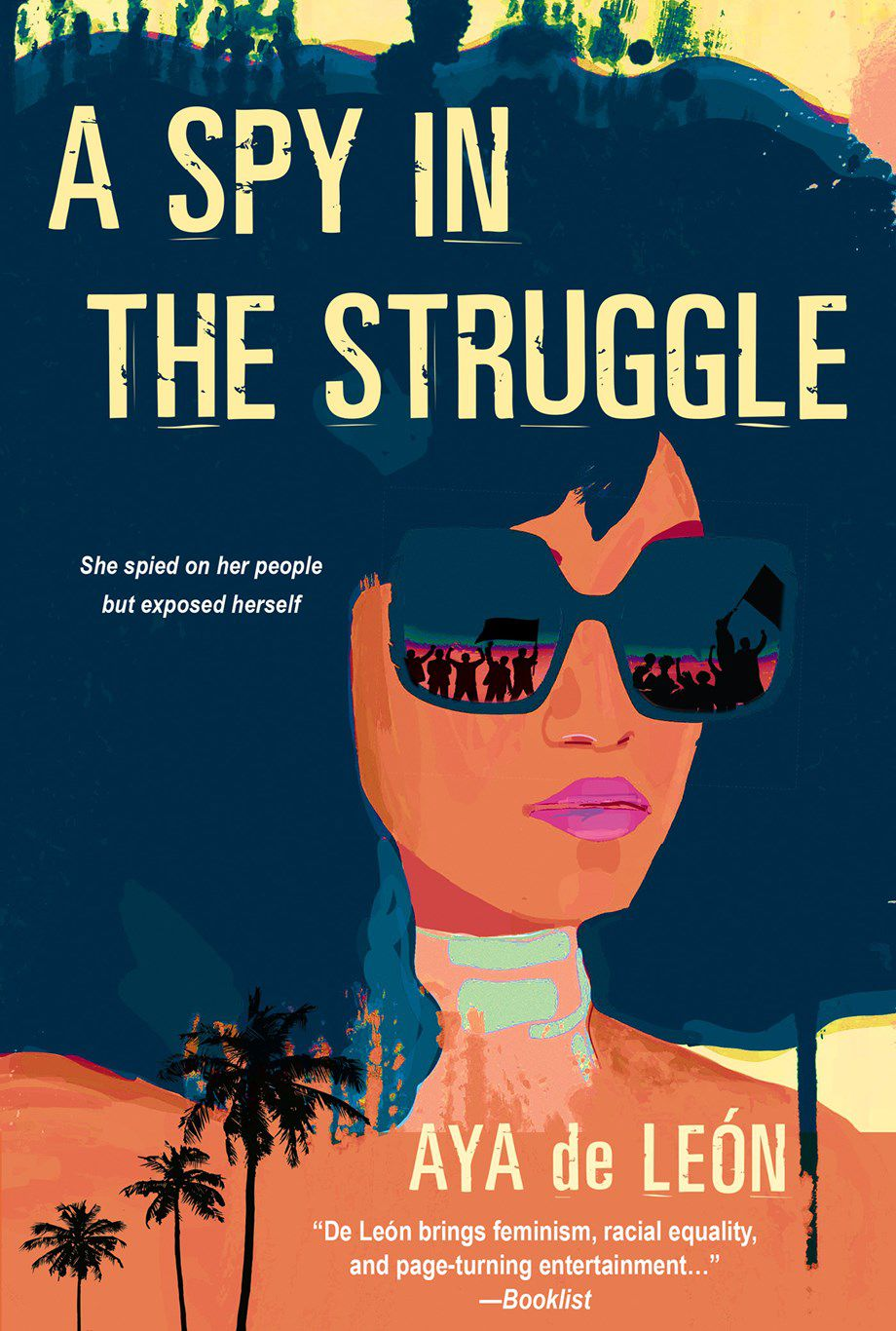 A Spy in the Struggle cover