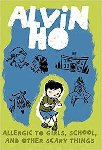 Alvin Ho Cover Lenore Look