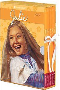 American Girl Julie Collection Megan McDonald