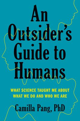 An Outsider's Guide to Humans cover